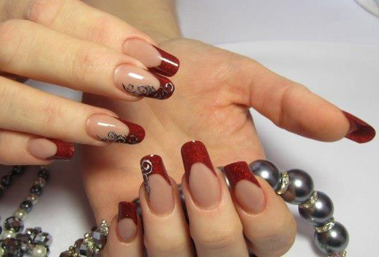 Designs Of Nail Art Choice Image Easy Nail Designs For Beginners