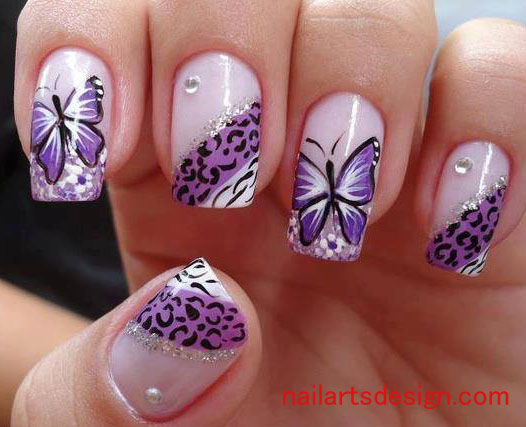10 Latest Nail Art Designs - 15 Nail Art Designs - Nail Arts Best Nail Design Nail Designs