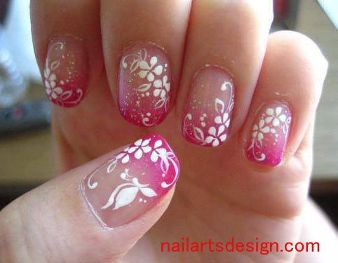 nail art 7 10 Latest Nail Art Designs