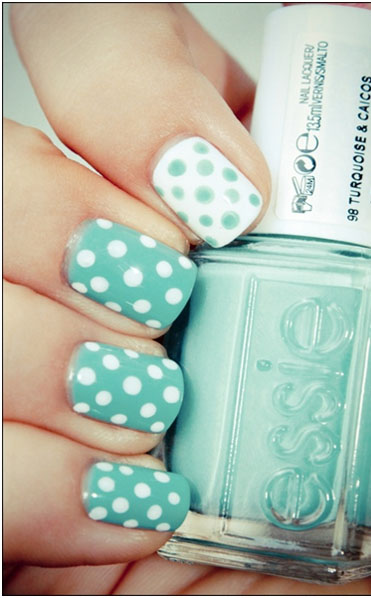 nail art6 10 Amazing Nail Art Designs For Beginners