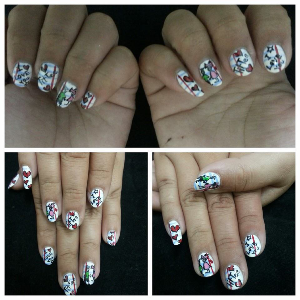 Nail Art : Special Designs
