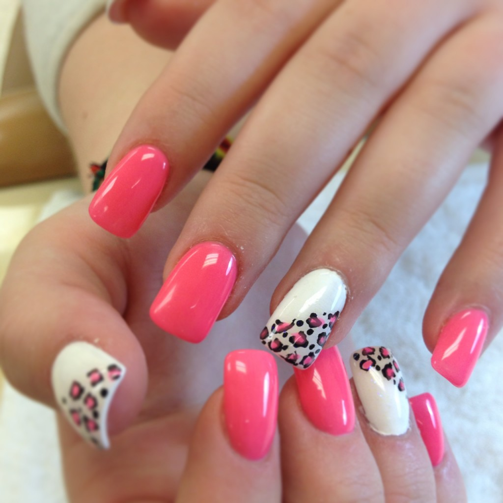 Pics Of Nail Art: Latest Nail Designs