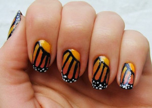 Nail Art Daily : Day 10