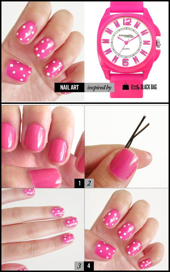 Nail Designs Step by Step | Nail Art Step by Step