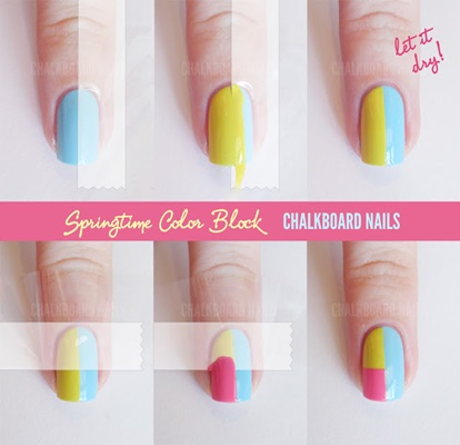 how to do nail art step by step 2 How to do Nail Art Step by Step