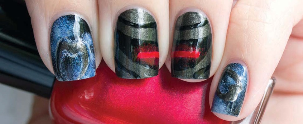 nail designs 2 Top 10 Nail Designs and Ideas 2014
