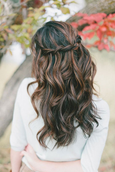 wedding hairstyles 6 10 Wedding Hairstyles