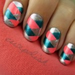 Braided Nail Art Design