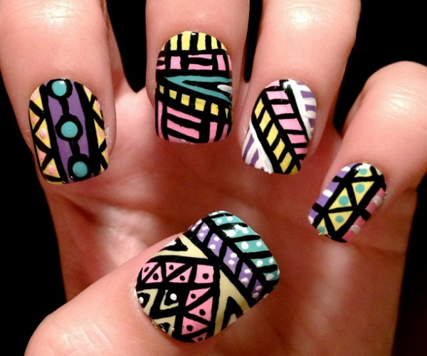 cool nails art design - Cool Nails Art Design - Exol.gbabogados.co
