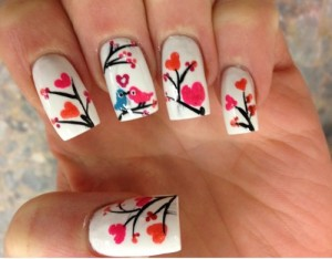 Tumblr nail designs cute and easy nail art prinsesfo Image collections