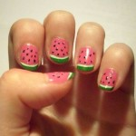 cute nail art designs easy 1 150x150 Cute Nail Art Ideas