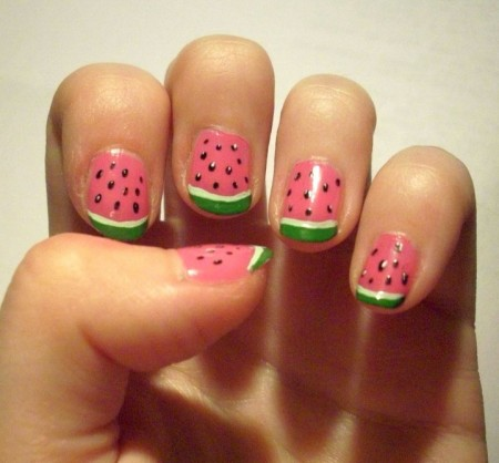 Cute nail art designs easy cute nail designs cute nail art cute nail art designs easy prinsesfo Images