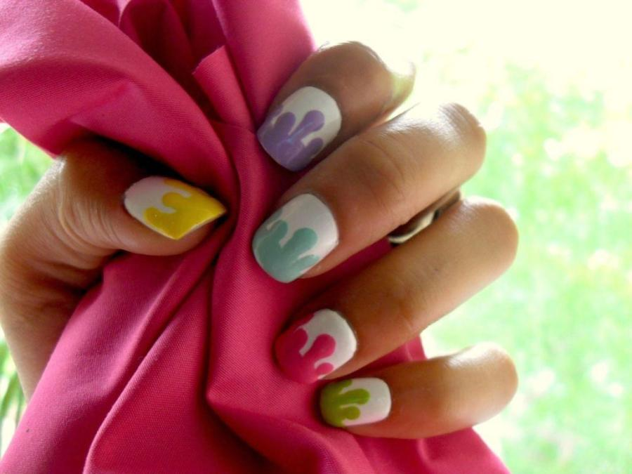 Easy Summer Nail Designs Selol Ink