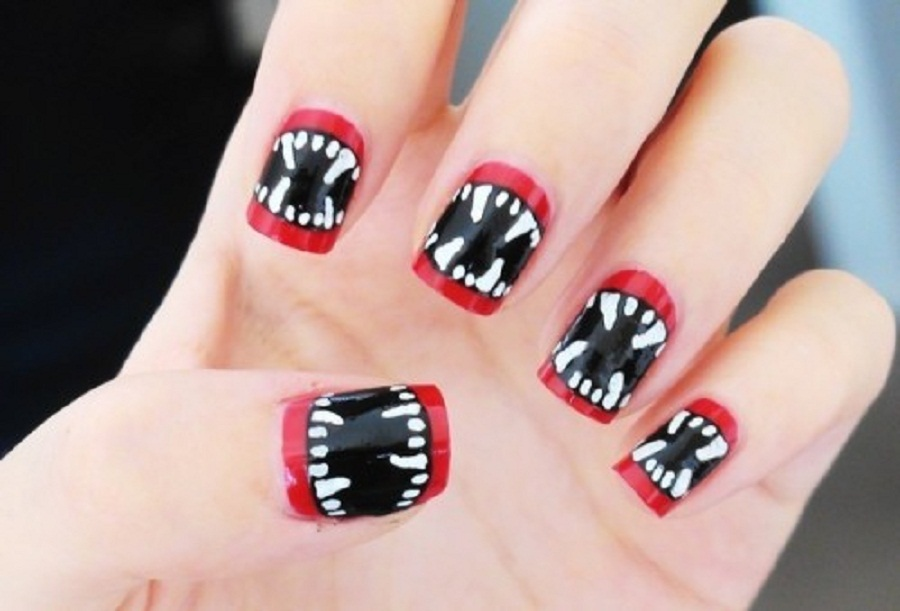 nail painting ideas 4 Nail Painting Ideas