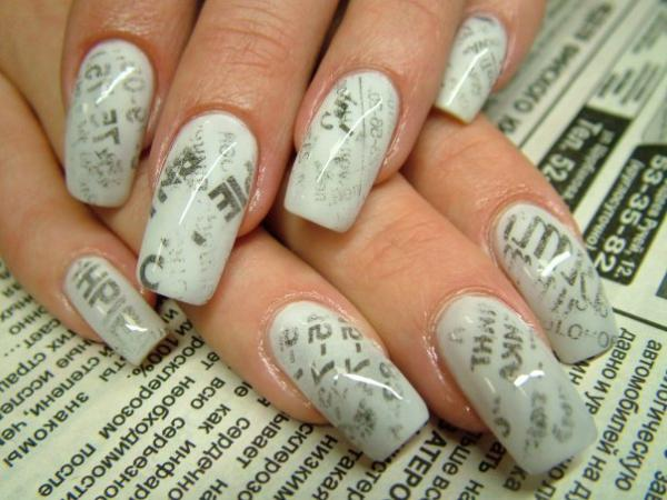 nail painting ideas 6 Nail Painting Ideas