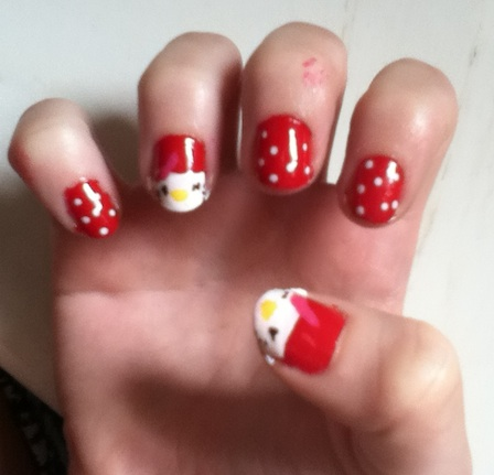 nail painting ideas 8 Nail Painting Ideas