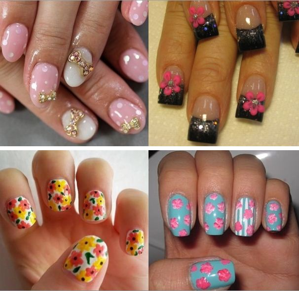Nail Art Design Ideas manicuremonday the best nail art of the week Ideas For Nails Design New Nail Art Ideas