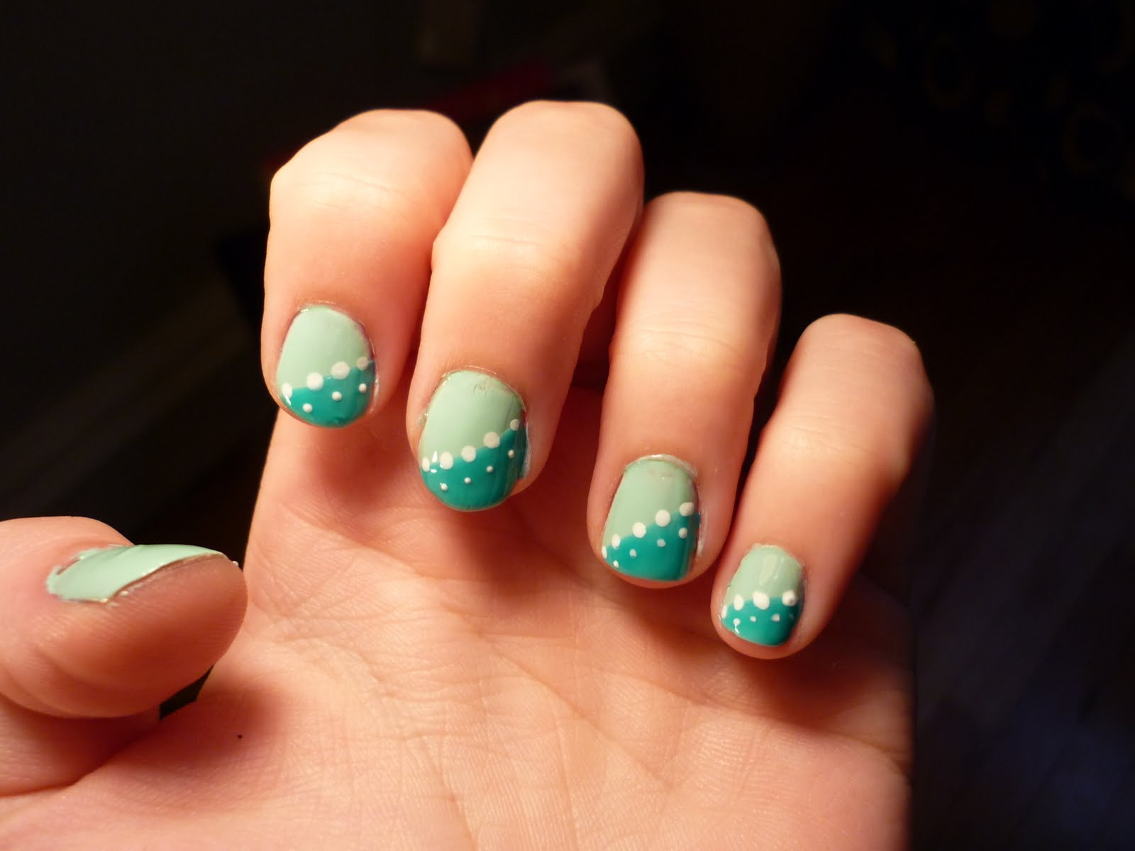 Simple nail design ideas simple nail art ideas simple nail design ideas prinsesfo Images