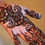 mehendi designs 3 150x150 Top 10 Fabulous Mehandi Designs For All Occasions
