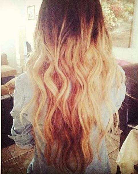 dyed hairstyles 10 Dyed Hairstyles