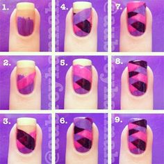 Easy Nail Designs For Beginners Step By