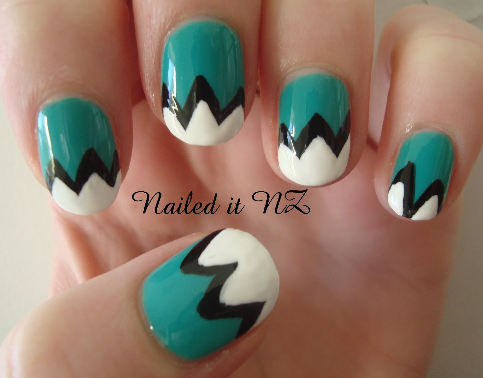 ... beginners step by step 4 Easy Nail Designs for Beginners Step by Step
