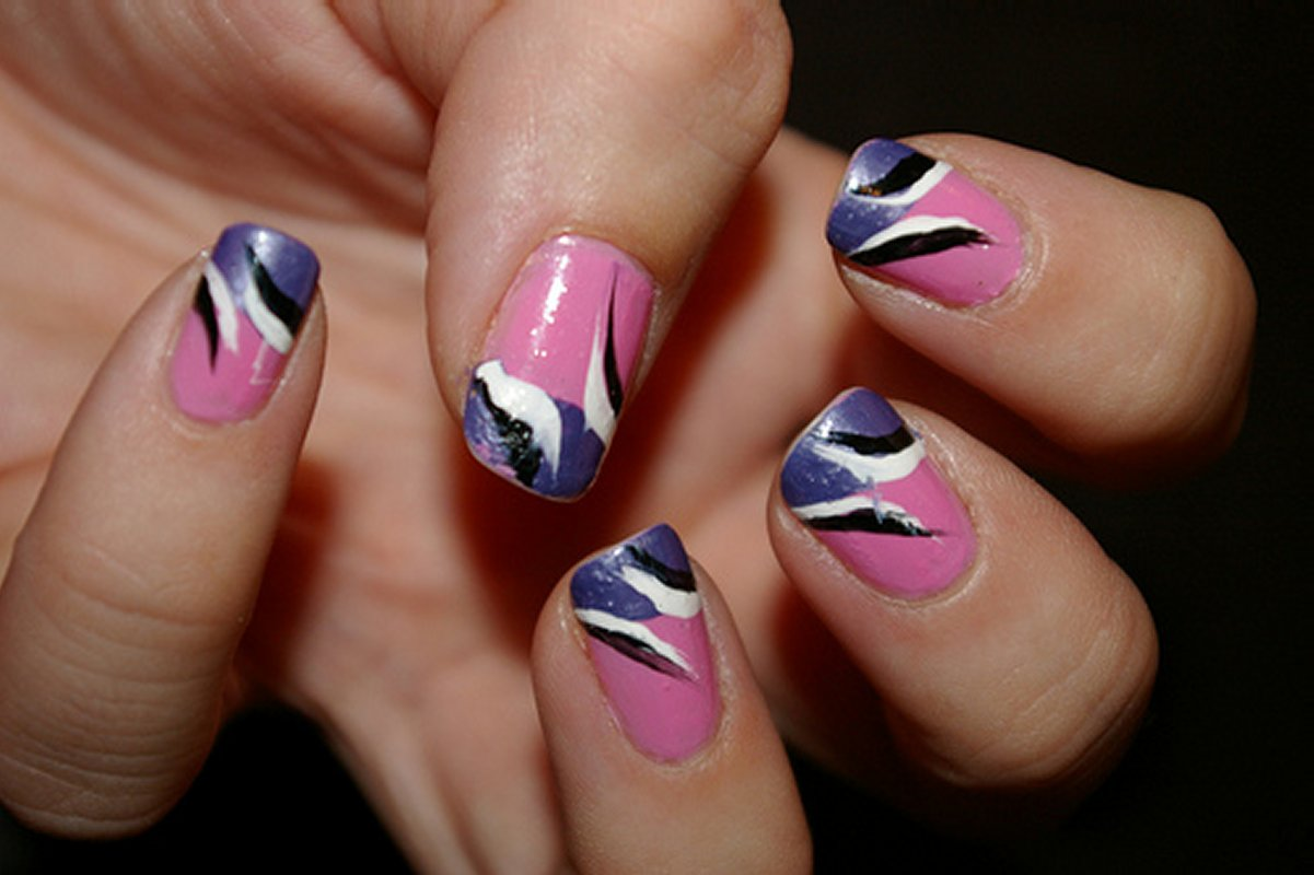 nail designs at home how to nail art at home