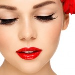 Christmas Makeup and Hairstyles 2015