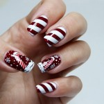 new year nail designs 6 150x150 6 New Nail Art Designs