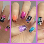 3 Beautiful Nail Designs