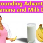8 Astounding Advantages of Banana and Milk Diet 150x150 What To Eat To Lose weight Fast