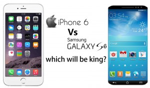 iPhone 6 vs Samsung Galaxy S6: which will be king?