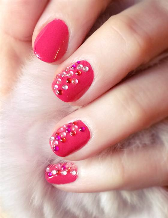 Valentine's Day Nail Art Designs 1 Valentine's Day Nail Art Designs