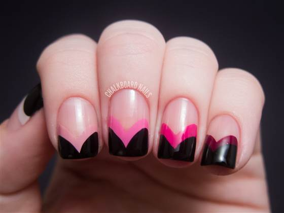 Valentine's Day Nail Art Designs 5 Valentine's Day Nail Art Designs