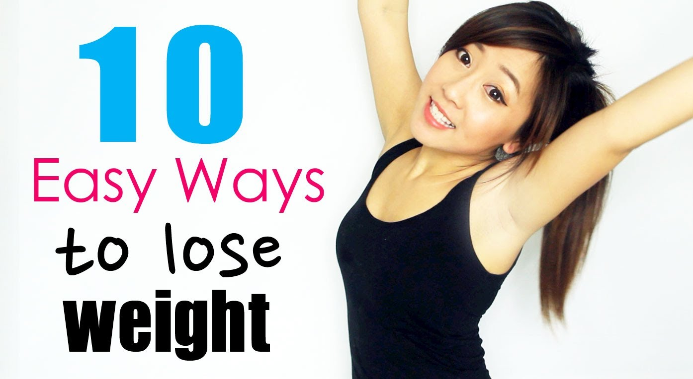 How to Lose Weight at Home with Simple Tips