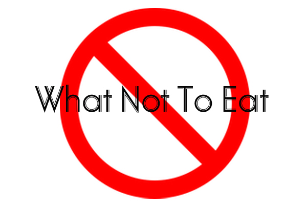 What to eat and what not to eat in Dinner to become Thin