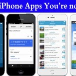 15 Best iPhone Apps You're not using 150x150 10 Things You Didnt Know Your Iphones Camera Could Do