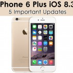 iPhone 6 Plus iOS 8.3 5 Important Updates 150x150 Amazing Window Jumps 2015