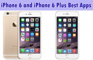 iPhone 6 and iPhone 6 Plus Best Apps