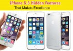 iPhone 8.3 Hidden Features That Makes Excellence