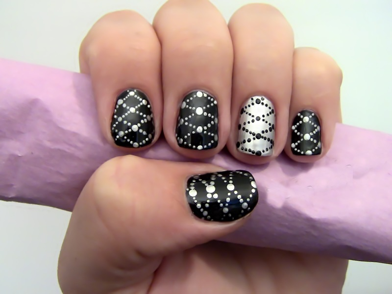 New Nail Art Designs