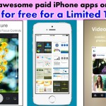 8 awesome paid iPhone apps on sale for free for a limited time 150x150 8 Awesome Paid iPhone apps on sale for FREE right now