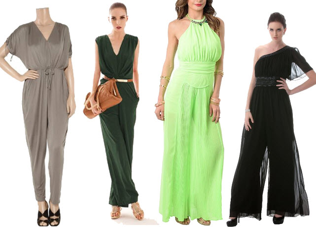 Womens Jumpsuits 3 6 Best Womens Jumpsuits Designers and Collections