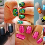 nail art design 150x150 How to Nail Art at Home