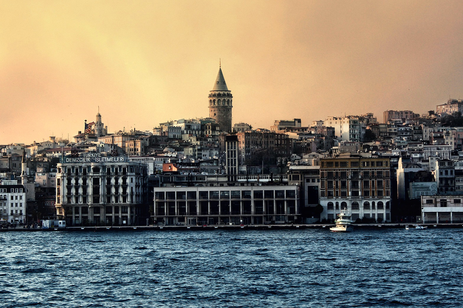 Istanbul – The city reflects cultural influences of the old empires