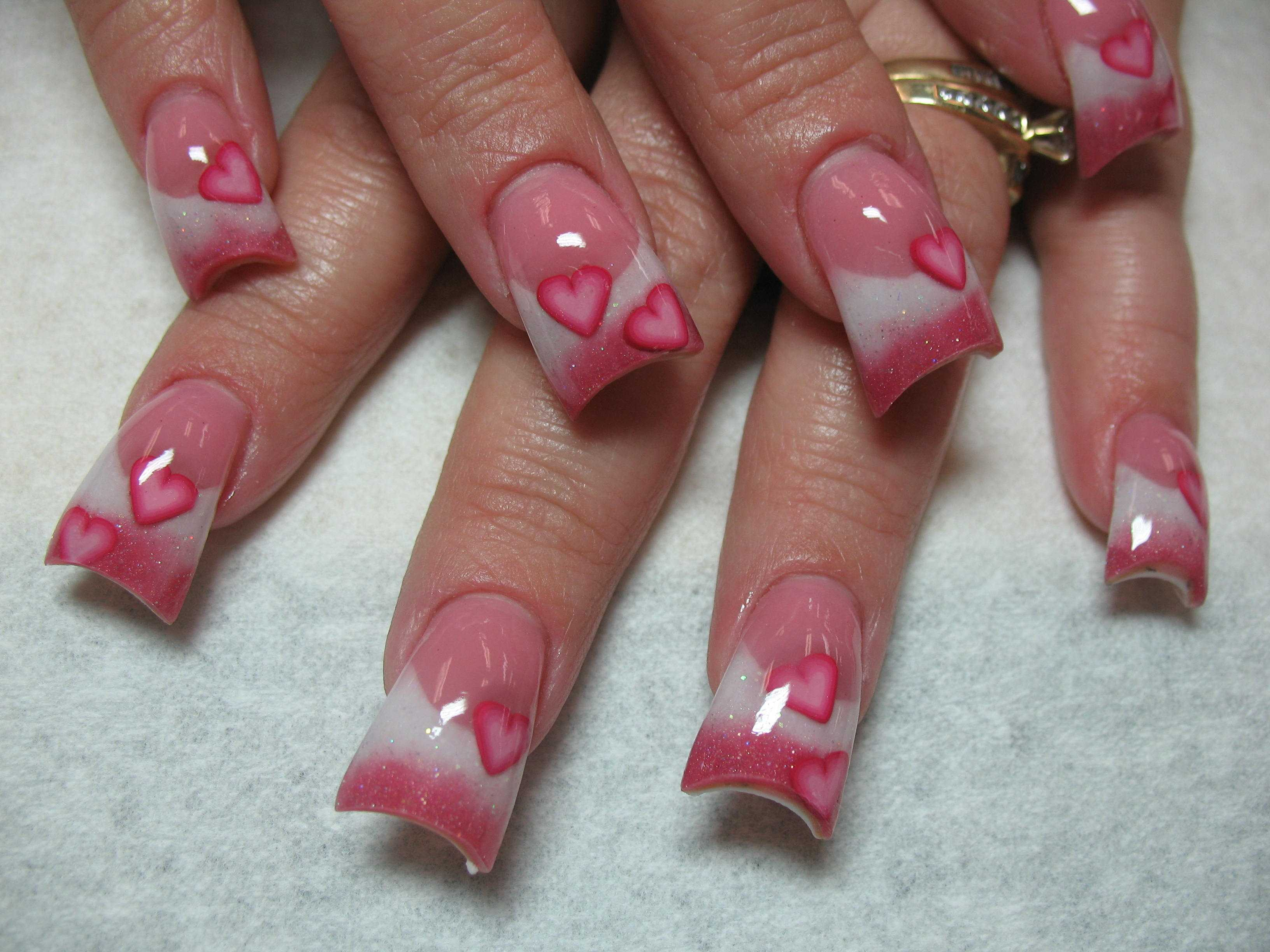 valentines nail art valentines day nail nail for valentines day 31578