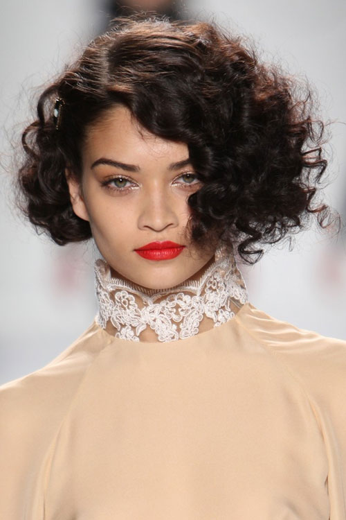 Pics Of Curly Short Hairstyles - HairStyles