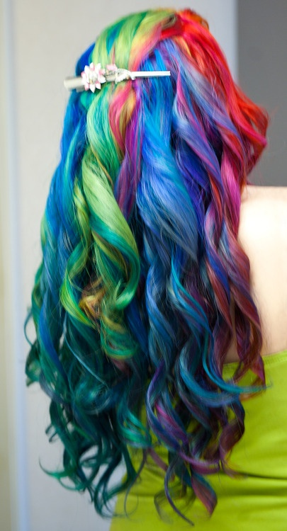 died hair styles dyed hairstyles ideas and dyed hair tips 4973