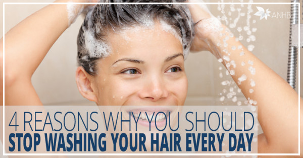 Reasons to Stop Washing Your Hair
