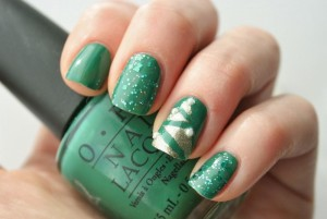 Special Nail Art For Christmas
